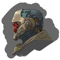 a suit helm color test by hattonslayden