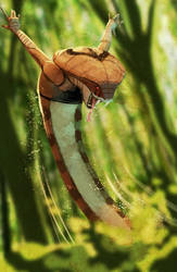 Snake strike by hattonslayden
