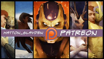 MY PATREON by hattonslayden