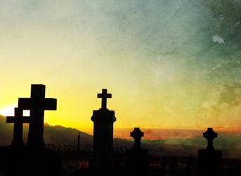 5 Crosses at Tonopah by SoiledDude