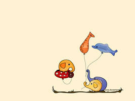 _Balloons_ by ilona