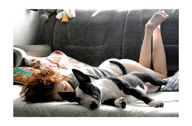 dreaming by lamantin