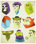 the bad guys by VoteQuimby