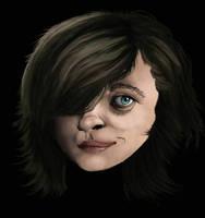 Girl SP by kyrisnowpaw