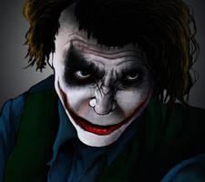 The Joker by kyrisnowpaw