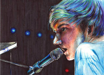 Bo Burnham by kyrisnowpaw