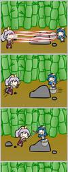 [Walfas] Series: Yocchan's Strange Journey - 2 by LL3-Meimu