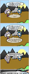 [Walfas] Series: Yocchan's Strange Journey - 4 by LL3-Meimu