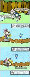 [Walfas] Series: Yocchan's Strange Journey - 9 by LL3-Meimu