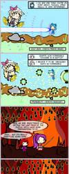 [Walfas] Series: Yocchan's Strange Journey - 10 by LL3-Meimu