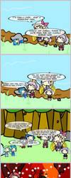[Walfas] Series: Yocchan's Strange Journey - 11 by LL3-Meimu