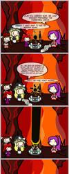 [Walfas] Series: Yocchan's Strange Journey - 12 by LL3-Meimu