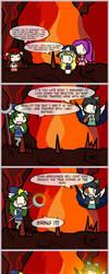 [Walfas] Series: Yocchan's Strange Journey - 14 by LL3-Meimu
