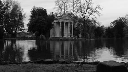 Borghese Villa. by xJobO-De-HobOx