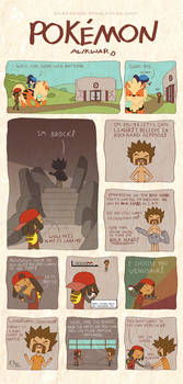 Pokemon Awkward: Brock Hard by DarkKenjie