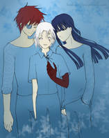 DGM: The three by feshnie
