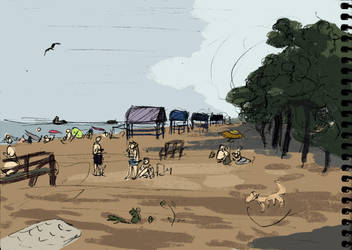 Peschanka Beach 2 by Oldquaker