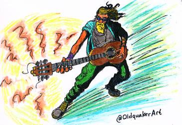 Rocker by Oldquaker