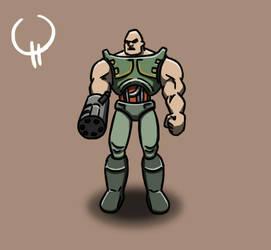 Quake 2 by Oldquaker