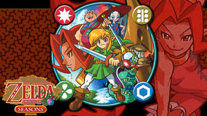 The Legend of Zelda: Oracle of Seasons Remake by clairedelune2501