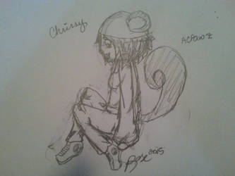 Request: Chrissy by xRaeylx