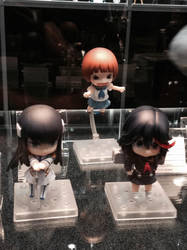 Do You Know These Bobbleheads?  Anime Expo '15-19 by PublikWerx