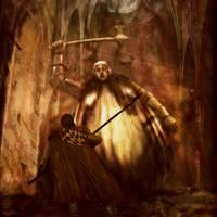 Gunther and the Oathbreaker by DanSlider