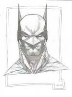 Batman by kornchild278