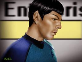 Spock by nishart