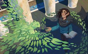 Leaf Birb by Nemeaux