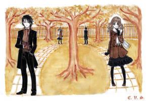 The Autumn Colors by evs-eme