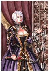 Isabella Ivy Valentine by evs-eme