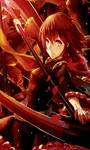 RWBY: Ruby Rose by Nightfall1007