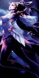 League of Legends: Lunar Goddess Diana by Nightfall1007