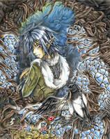 treasure trove - colo by kiriOkami