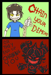 Personal Demons by raywindz64