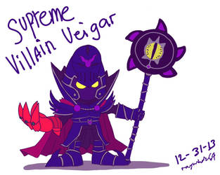 Supreme Villain by raywindz64