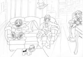 Sofa-rized by Psyfira