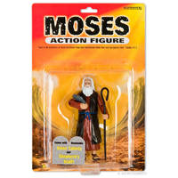 Moses Action Figure by godofwarlover