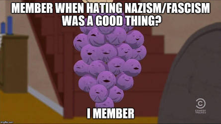 Member Berries Nazism fascism by godofwarlover