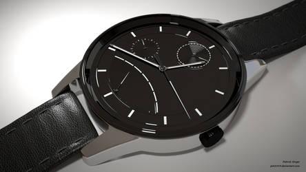 Modern Watch by pat2494