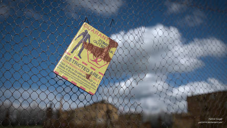 Quarantine zone by pat2494