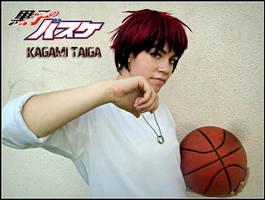 Kagami Taiga by grimmiko88