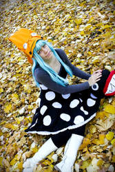 Eruka_SOUL EATER_cosplay_ by grimmiko88