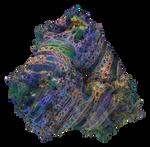 Mandelbulb3D Twisted Prism Columns by 1Bryan1