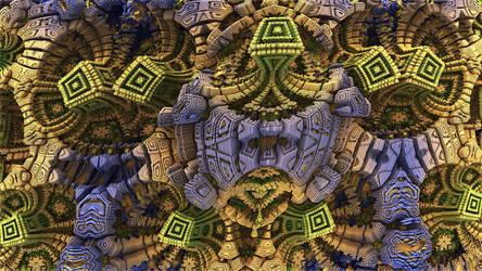 Mandelbulb3D Pillar Popup by 1Bryan1