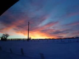 Winter Sky by rh-x