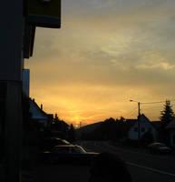 Sun Down by rh-x