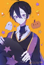 Salem by shiohh