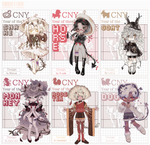 CNY x Kinoko [GA Batch 2] - CLOSED by shiohh